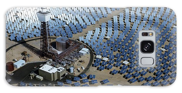 Desert View Tower Galaxy Case - Solar One by Sandia National Laboratories/us Department Of Energy/science Photo Library