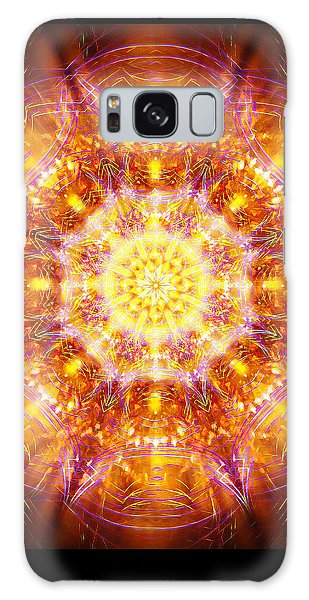 Solarene Galaxy Case by Jalai Lama
