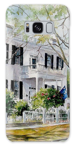 Sold Lafayette House Galaxy Case by Gloria Turner