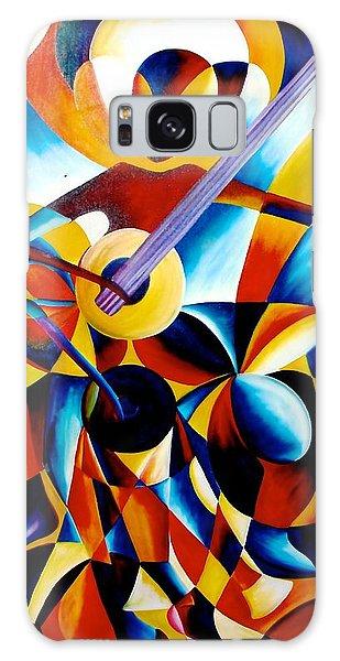 Sole Musician Galaxy Case