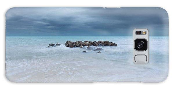 Sand Galaxy Case - Solitude by Alexandru Popovski