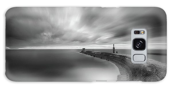 Pier Galaxy Case - Solitude by Keren Or
