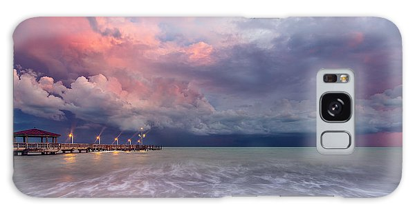 Dock Galaxy S8 Case - Solitude2 by Alexandru Popovski