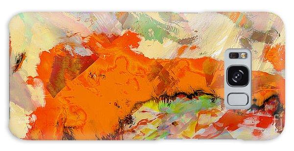 Nigeria Galaxy Case - Somalia Abstract by Phill Petrovic