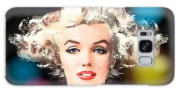Marilyn - Some Like It Hot Galaxy Case