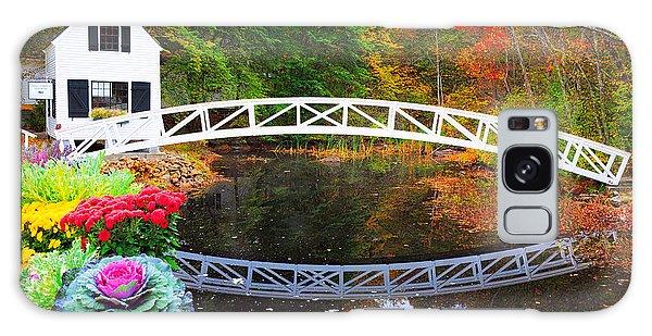 Otter Rock Galaxy Case - Somersville Bridge by Emmanuel Panagiotakis