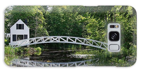 Somesville Bridge Galaxy Case