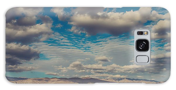 Cloudscape Galaxy Case - Something Unpredictable by Laurie Search
