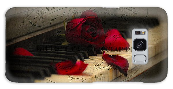 Sonata In Roses Galaxy Case