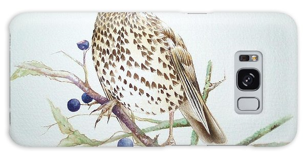 Song Thrush / Sold Galaxy Case