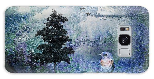 Song Bird Galaxy Case - Songbird by Lianne Schneider