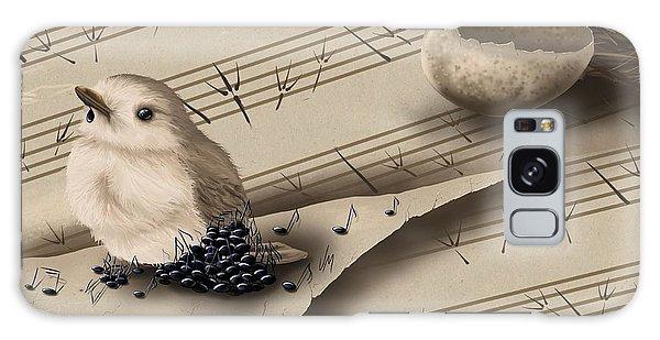 Song Bird Galaxy Case - Songbird by Veronica Minozzi