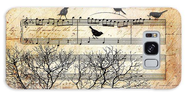 Songbirds Galaxy Case