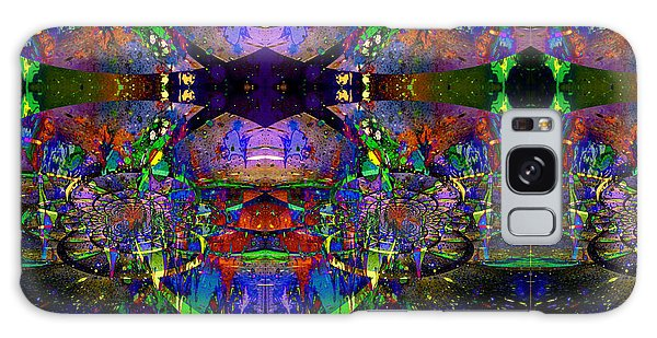 Songs Of An Infinite Sky Galaxy Case by Robert Kernodle