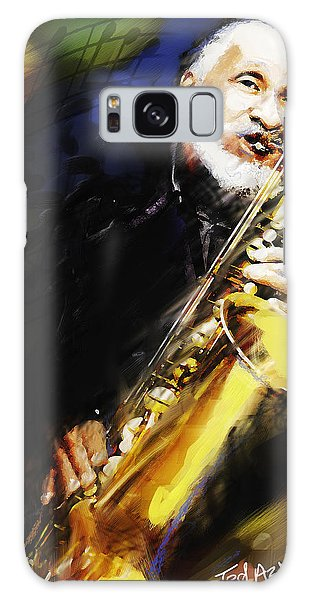 Sonny Rollins Groovin' The Sax Galaxy Case