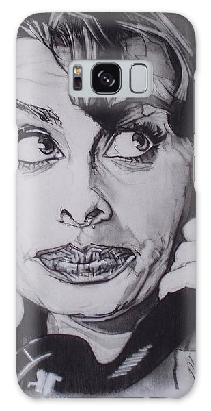 Sophia Loren Telephones Galaxy Case