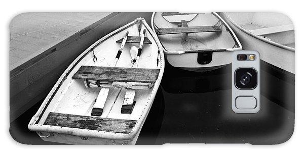 Sorrento Harbor Boats 2 Galaxy Case
