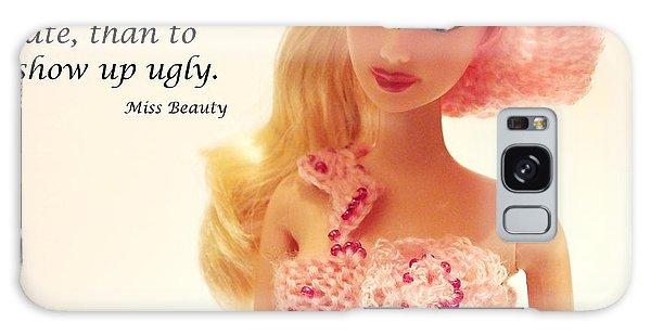 Motivational Galaxy Case - Barbie Doll by Lelia Fashion