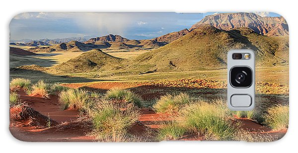 Sossulvei Namibia Afternoon Galaxy Case