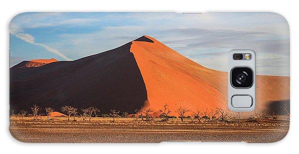 Sossusvlei Park Sand Dune Galaxy Case