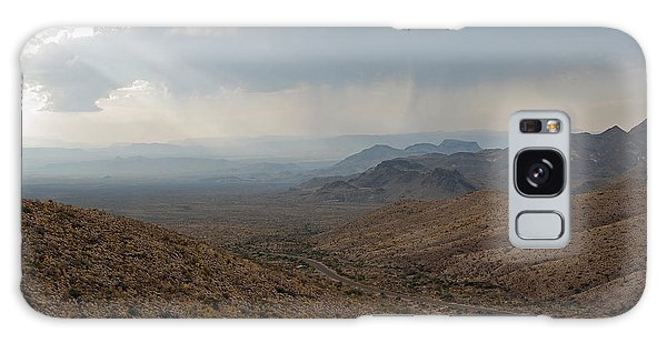 Sotol Scenic Overlook Big Bend National Park Galaxy Case