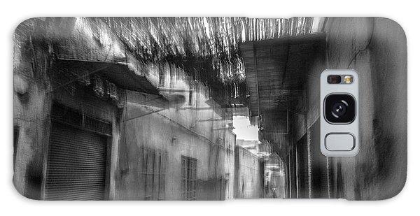 Souck Alley In Marrakech Galaxy Case