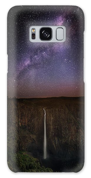 Milky Way Galaxy Case - Soul Vacation II by Tracey Harrison-hill