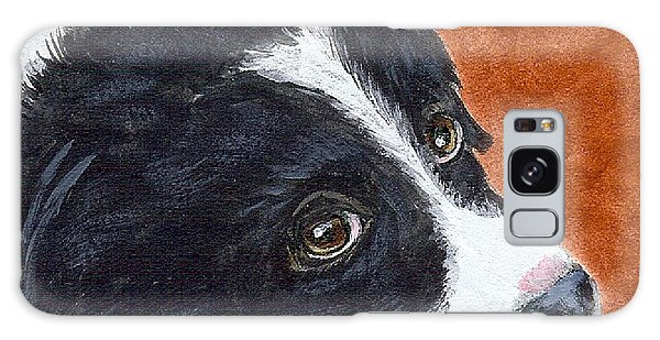 Soulful Eyes Galaxy Case