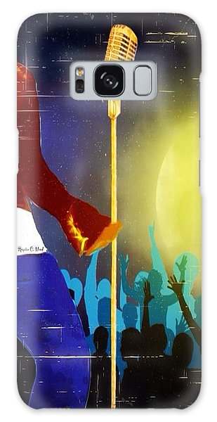 Soulsinger Galaxy Case by Romaine Head