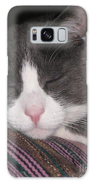 Sound Asleep  Galaxy Case by Chrisann Ellis