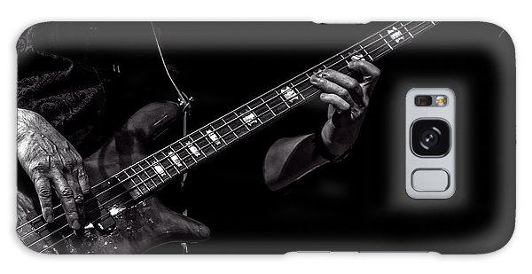 Sounds In The Night Bass Man Galaxy Case