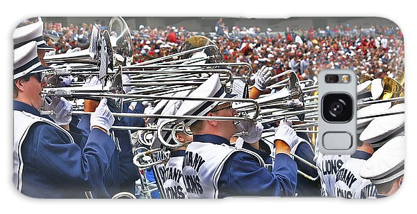 Penn State University Galaxy Case - Sounds Of College Football by Tom Gari Gallery-Three-Photography
