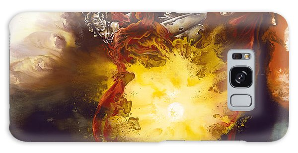 Disintegration Galaxy Case - Source Of Strength by Karina Llergo