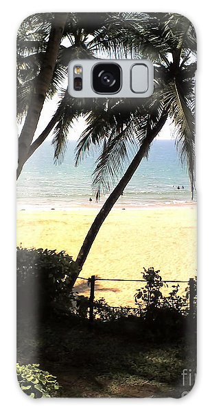South Beach - Miami Galaxy Case