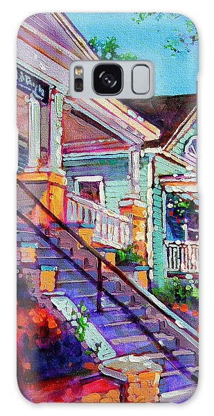 South Glenwood Stairs Galaxy Case