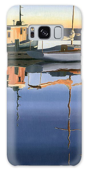 South Harbour Reflections Galaxy Case