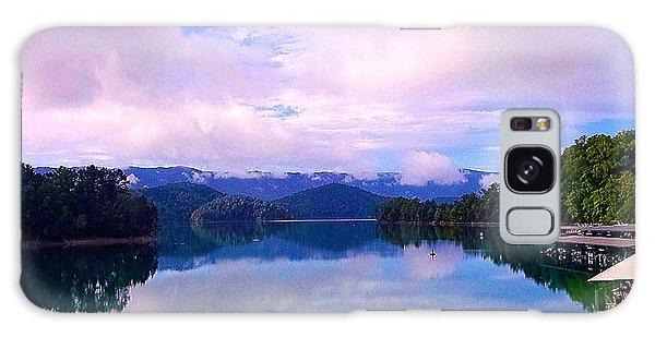 South Holston Lake Tn Galaxy Case by Jeff Kurtz