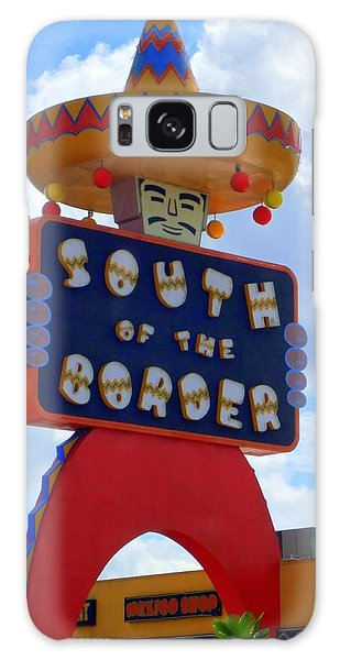 South Of The Border 10 Galaxy Case