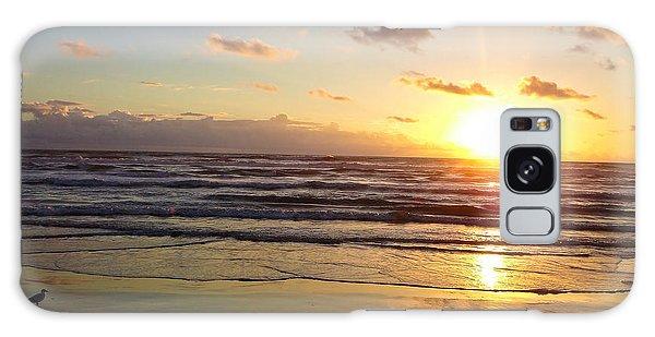 South Padre Island Sunrise Galaxy Case