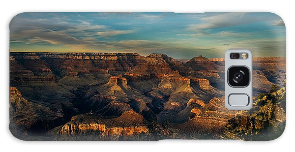 South Rim Nightfall Galaxy Case