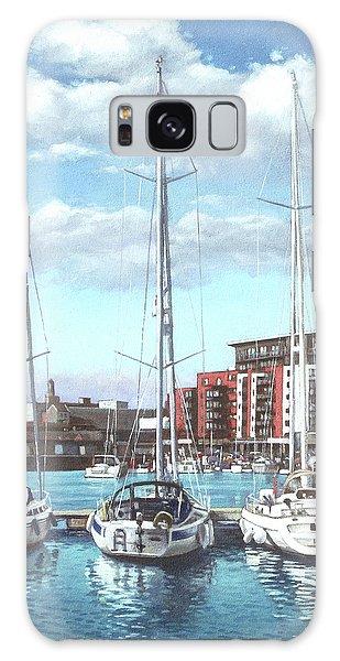 Southampton Ocean Village Marina Galaxy Case