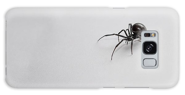 Southern Black Widow Spider Galaxy Case