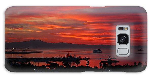 Southern California Sunrise Galaxy Case