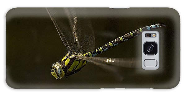 Southern Hawker Dragonfly In Flight Galaxy Case