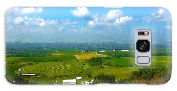 Southern Illinois River Basin Farmland Galaxy Case by Jeff Kurtz