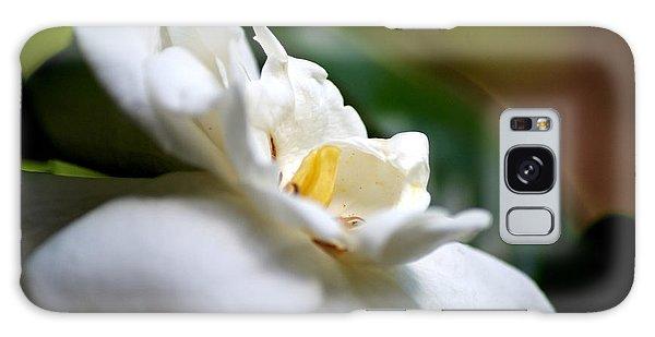 Southern Magnolia Galaxy Case by Debi Demetrion