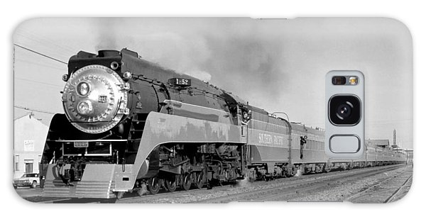 Southern Pacific Train In Texas Galaxy Case