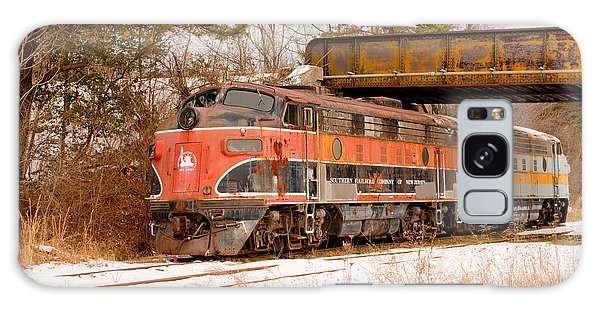 Southern Railroad Of New Jersey Locomotive Galaxy Case