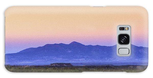Southern Utah Sunset Galaxy Case