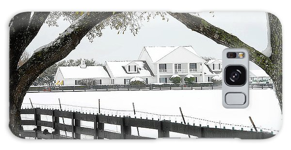 Southfork Christmas Galaxy Case by Dyle   Warren